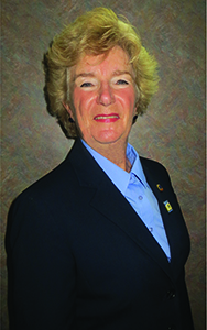 image of District Governor Jan Weatherly